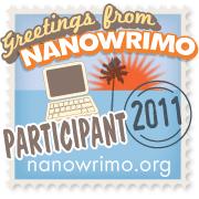 NaNoWriMo Participant 2011