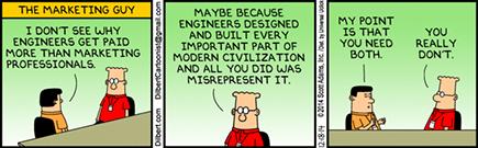 Engineers & Marketing